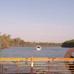 Flussueberquerung