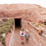 Eingang Underground Camping