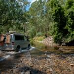 Durchquerung Howqua River