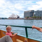 letzte Bootstour in Sydney 2