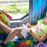 Busfahrt Bangkok-Thap Sakae 1
