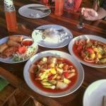 hmm Thai food